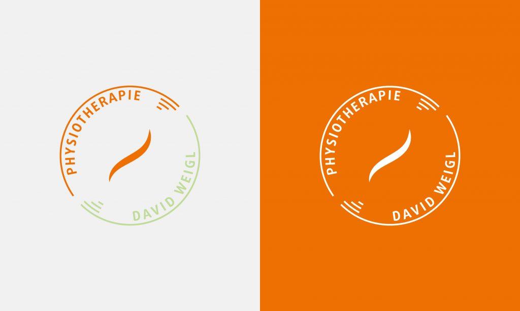 Logo Gestaltung für David Weigl