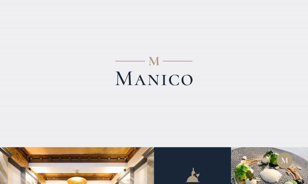 Startseite von Das Manico